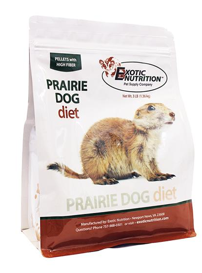 Prairie Dog Diet 3 lb.