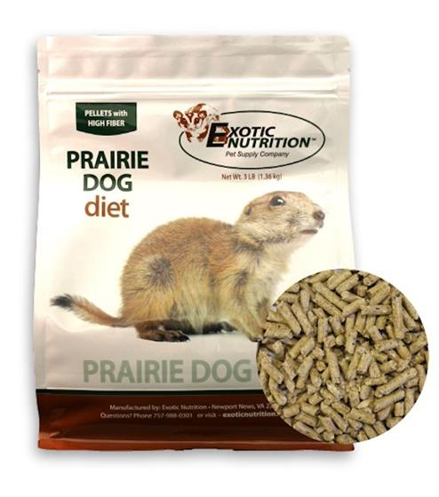 Prairie Dog Diet 18 lb.