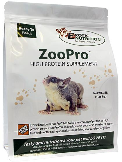 ZooPro High Protein Supplement 3 lb.