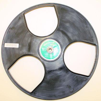 Front Plate for 12 inch Wodent Wheel