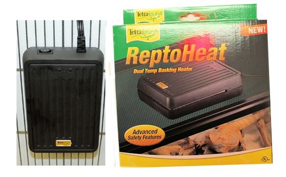 Reptoheat Basking Heater