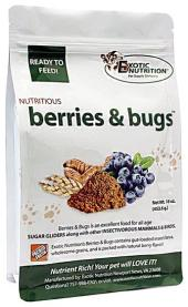 Berries & Bugs Diet 16 oz.