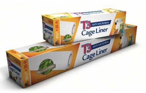 Antimicrobial Cage Liner T3