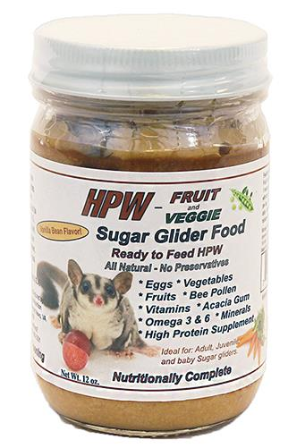HPW Fruit & Veggie 12 oz.
