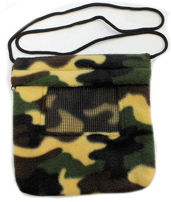 Carry Bonding Pouch with Window / CAMO