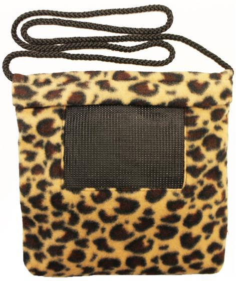 Carry Bonding Pouch with Window / CHEETAH