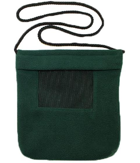Carry Bonding Pouch with Window / FOREST GREEN