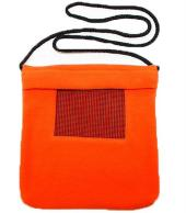 Carry Bonding Pouch with Window / ORANGE