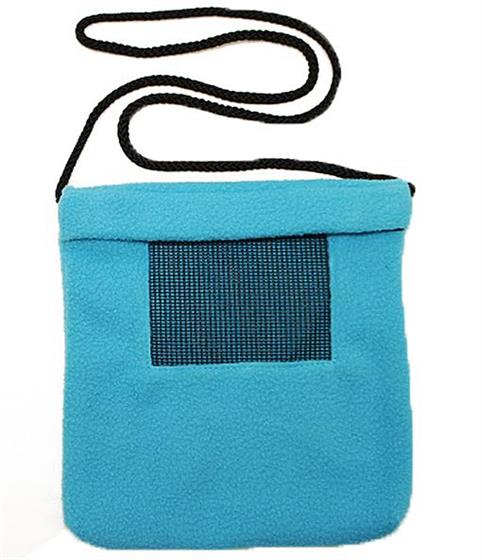Carry Bonding Pouch with Window / SKY BLUE