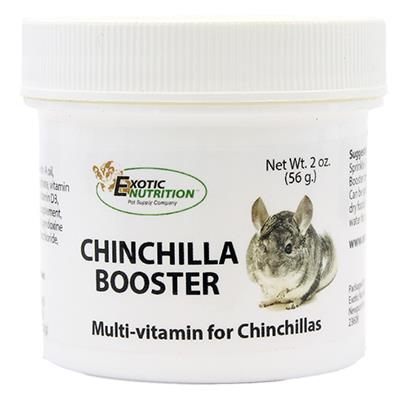 Chinchilla Booster (Multivitamin) 2 oz.