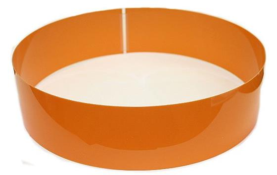 Replacement Track 12 inch Silent Runner (ORANGE)