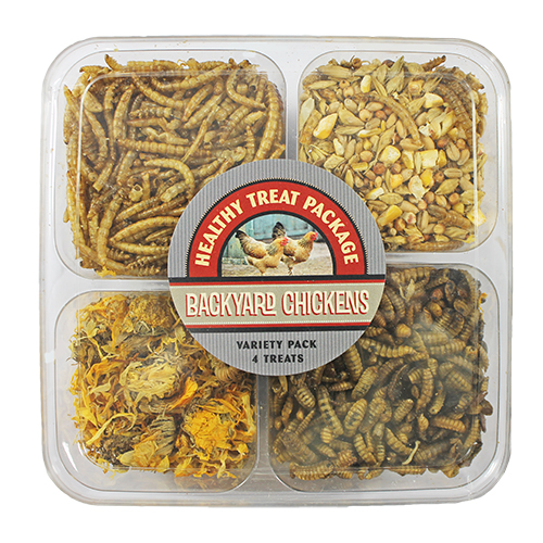 Backyard Chicken Treat Variety Pack ENC116