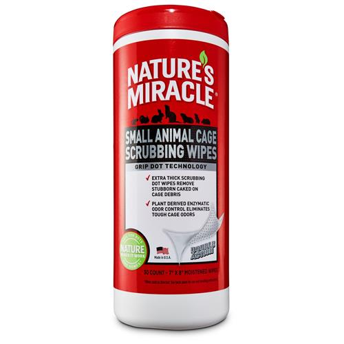 Nature's Miracle Cage Wipes