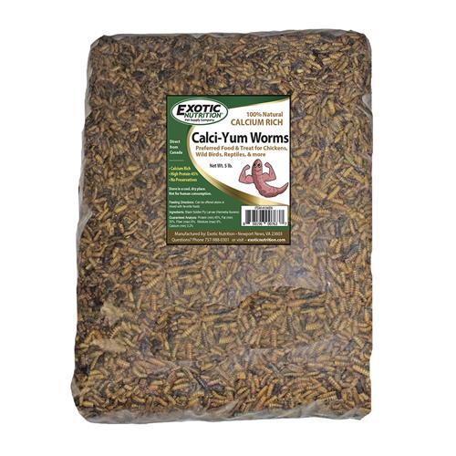 Calci-worms 5 lb. bag 336EN