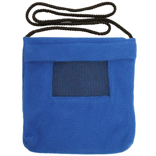 Carry Bonding Pouch with Window / BLUE