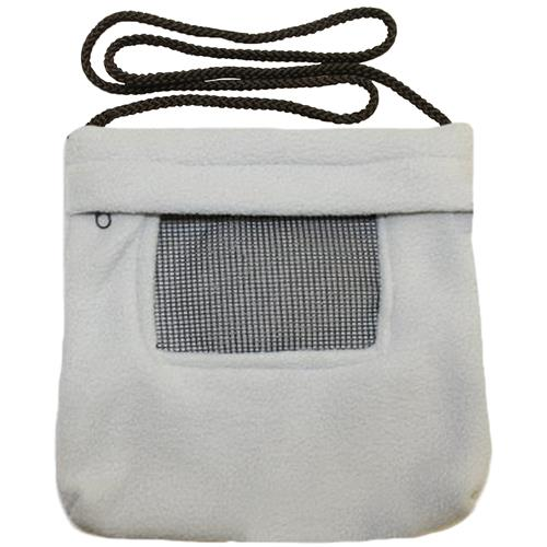 Carry Bonding Pouch with Window / GREY