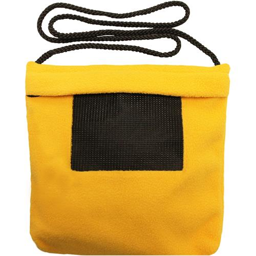 Carry Bonding Pouch with Window / YELLOW