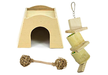 Toys & Cage Accessories