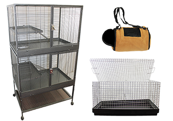 Rabbit / Guinea Pig Cages
