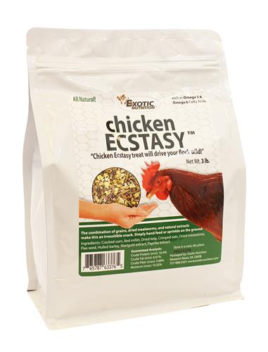 CHICKEN ECSTASY 3 lb.