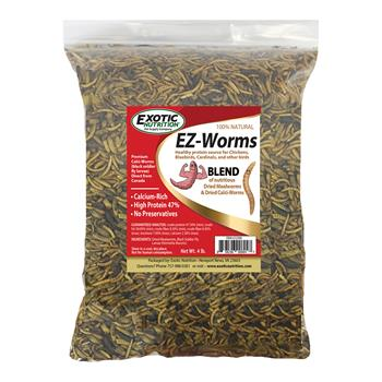 EZ-Worms 10 lb. 728EN