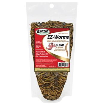 EZ-Worms 80 g. 725EN
