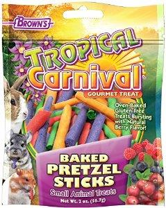 Tropical Pretzel Sticks