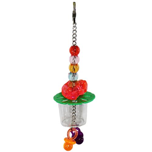 Forage Cup With Beads AYC-A975