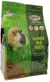 Pasture Plus+ Guinea Pig Food 5 lb. EN