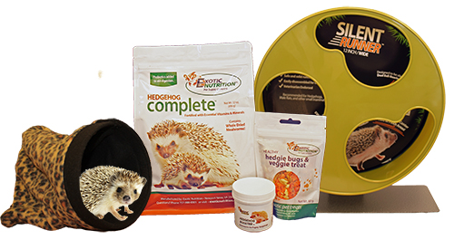 Hedgehog Starter Package 720EN
