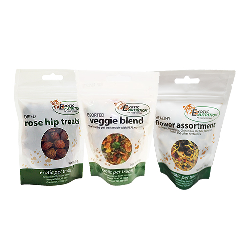 Herbivore Treats (3 Pack) 16847EN