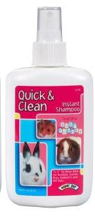 Quick & Clean Instant Shampoo
