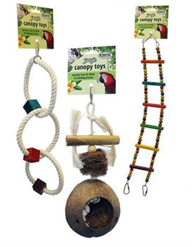 Jungle Canopy Toy Bundle 031605130180