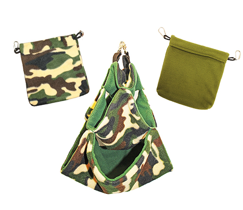 Natural Green Pouch Set 982788