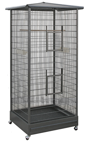 Oriental Tall Cage