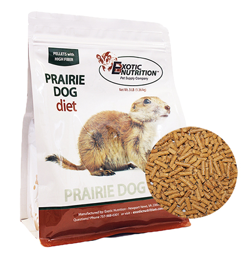 Prairie Dog Diet 10 lb.