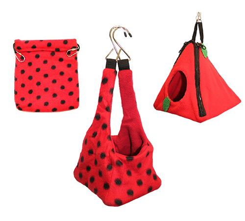Rockin' Red Pouch Set 982789