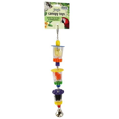 Triple Treat Forage Toy