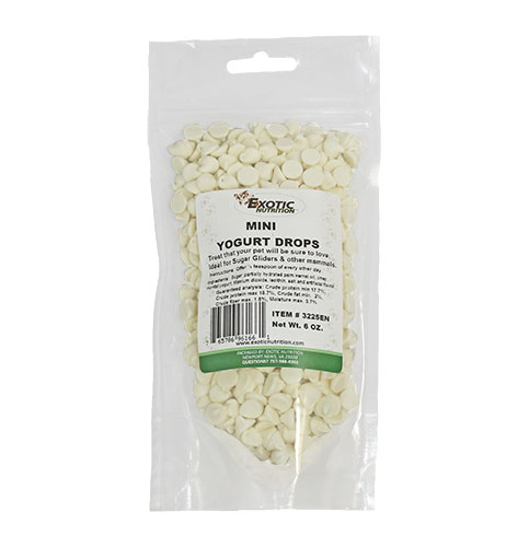 MINI Yogurt Drops 6 oz. 3225EN