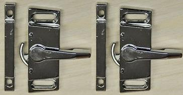 Replacement Cage Door Locks (set of 2) W4X16