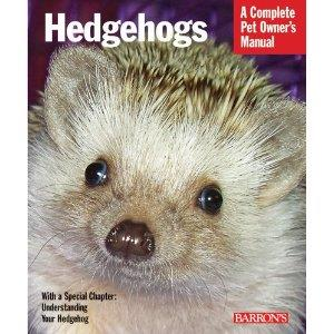 Barrons Hedgehog Book (2010 edition)
