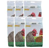 Dried Mealworms 30 lb. Box