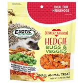 Hedgie Bugs & Veggie Treat