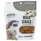 Wax Snax Dried Wax Worms