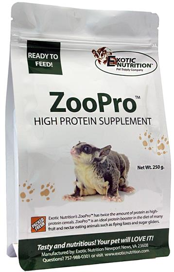 ZooPro High Protein Supplement 8.82 oz.