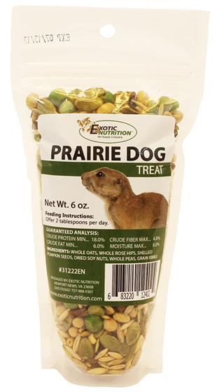 Prairie Dog Treat
