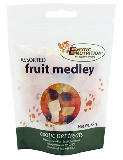 Fruit Medley Treat 85 g.