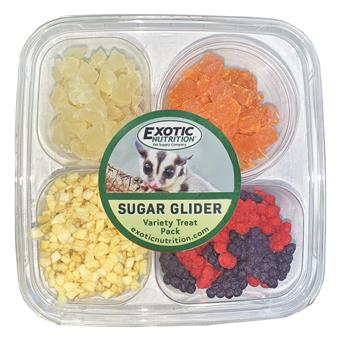 Sugar Glider Treat Variety Pack ENC113