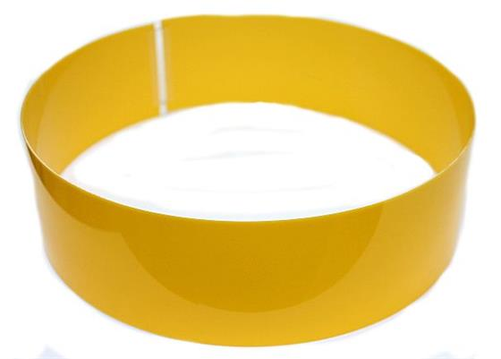 Replacement Track 9 inch Silent Runner (YELLOW)