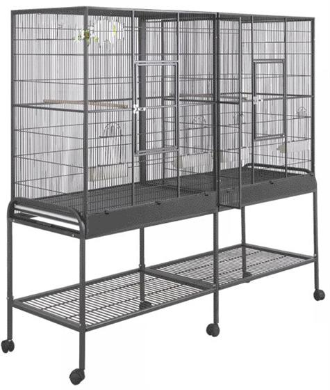Double Wide Cage